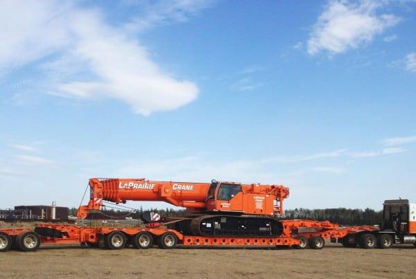 LaPrairie - Heavy Haul - CR176