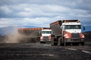 Oilfield Coal Haul