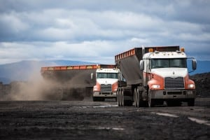 Oilfield Coal Haul