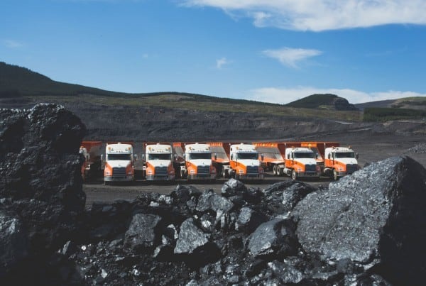 Oilfield Coal Haul 1