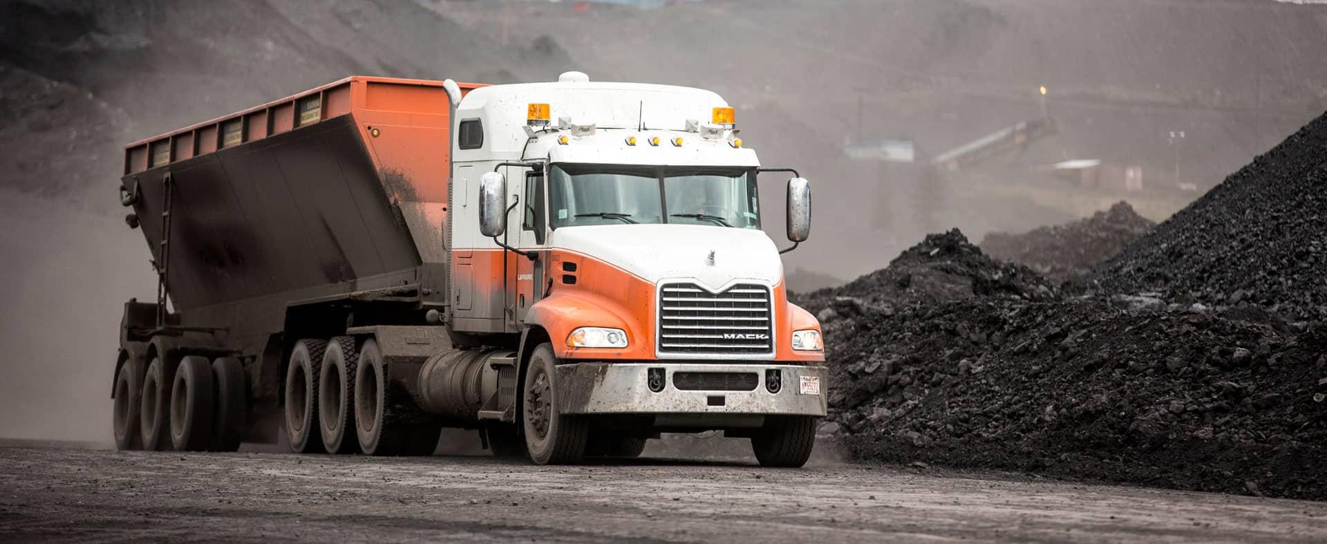 Oilfield Coal Haul 5