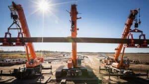 Crane Pipe Pull (Video Thumb)